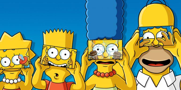 Los Simpson usaron la Realidad Virtual para su episodio 600