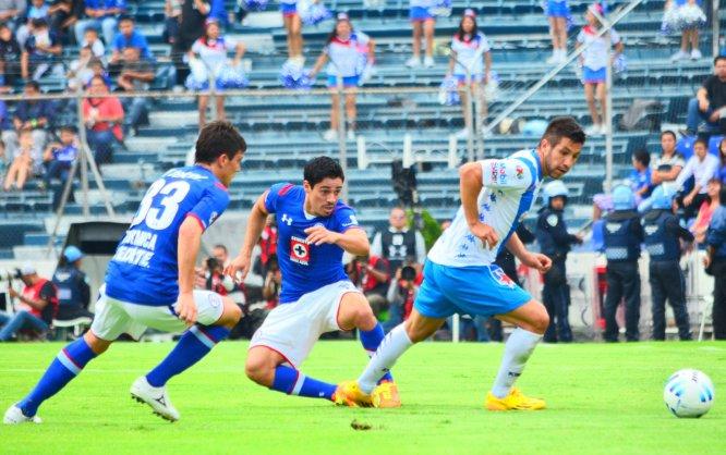 El equipo cementero le repitió la dosis al conjunto camotero en el Estadio Azul por idéntico marcador de 1-0 en el Apertura 2014