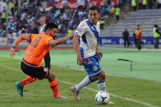 En la Fecha 10 del Apertura 2015, el cuadro poblano doblegó 2-1 al equipo capitalino