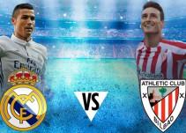 Real Madrid tratará de alcanzar la cima en España a costa del Athletic