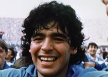 Se cumplen 40 años del debut de Diego Maradona en las canchas