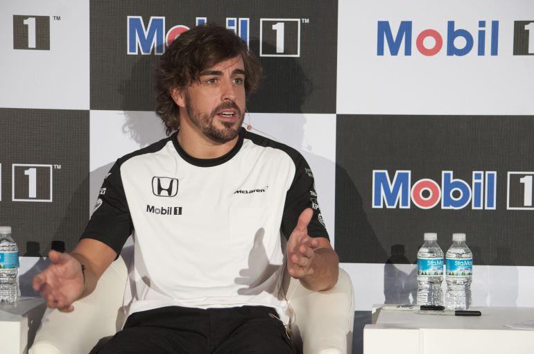 La prensa mundial considera que Fernando Alonso es el mejor piloto
