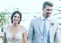 Michael Phelps comparte primeras fotos de su boda ¿En México?