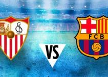 Sevilla y Barcelona protagonizan un duelo de altura en Andalucía