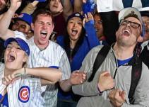 La algarabía en Chicago por el triunfo de los Cachorros en la Serie Mundial