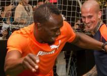 Usain Bolt entrenará con equipo del futbol de Alemania
