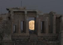 Así se vio la Superluna en el mundo