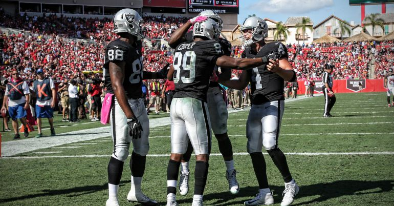 Los Raiders crean hashtag para que su afición se manifieste en Twitter