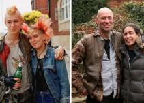 Fotógrafo buscó a personas que retrató hace 30 años para recrear las imágenes que les hizo