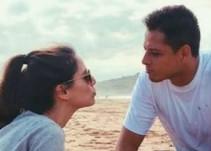 El apoyo de Lucía Villalón al Chicharito Hernández en Instagram