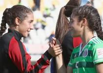 Gemelas y ¿rivales? en el Mundial Sub 20