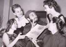 Fidel Castro: Su vida en imágenes