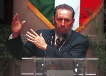 Fidel Castro y su exilio en México