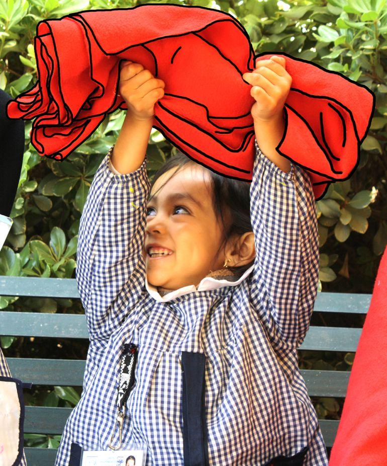 "Únete a la campaña ""Cobija a un Niño"""