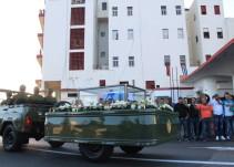 Fidel Castro se despide de Cuba