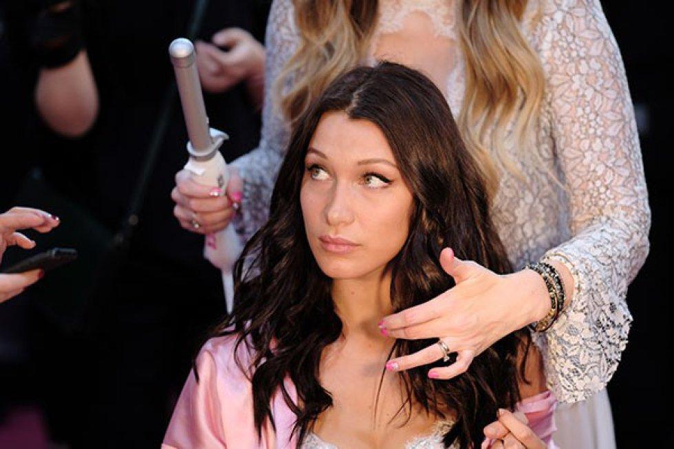 """Las mejores imágenes del """"backstage"""" de Victoria's Secret"""