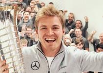 Nico Rosberg se retira como campeón mundial de Fórmula 1