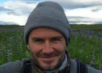 David Beckham promueve campaña contra la violencia infantil
