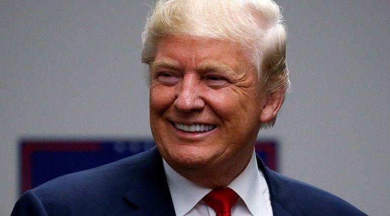 """Para la revista """"Time"""", Donald Trump es la persona del año"""