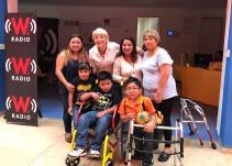 """Triple W"" visita el CRIT de Tlalnepantla"