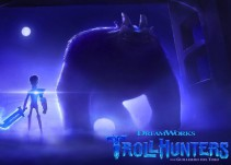 Trollhunters: La nueva serie de Guillermo del Toro