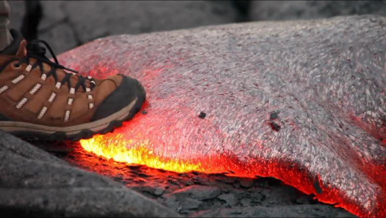 Esto es lo que te pasaría realmente si llegas a caer en lava