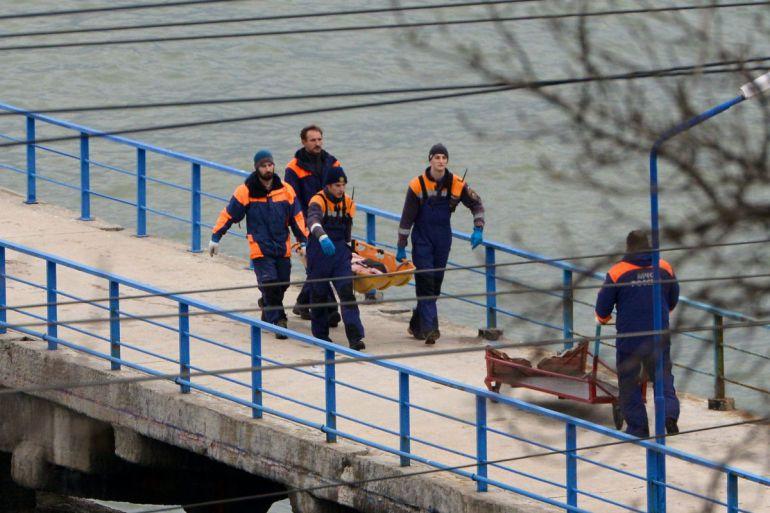 """Kremlin asegura que un atentado """"no es la principal hipótesis"""" del avión siniestrado"""