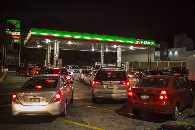 """SHCP: """"No se usará dinero público para mantener precios bajos de gasolina"""""""