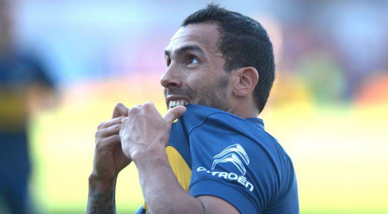 Carlos Tévez será el futbolista mejor pagado en la historia del futbol
