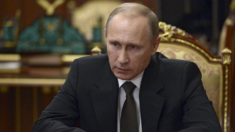 Putin anuncia un alto el fuego en Siria entre el régimen y los rebeldes
