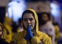 Imágenes del atentado en discoteca de Estambul