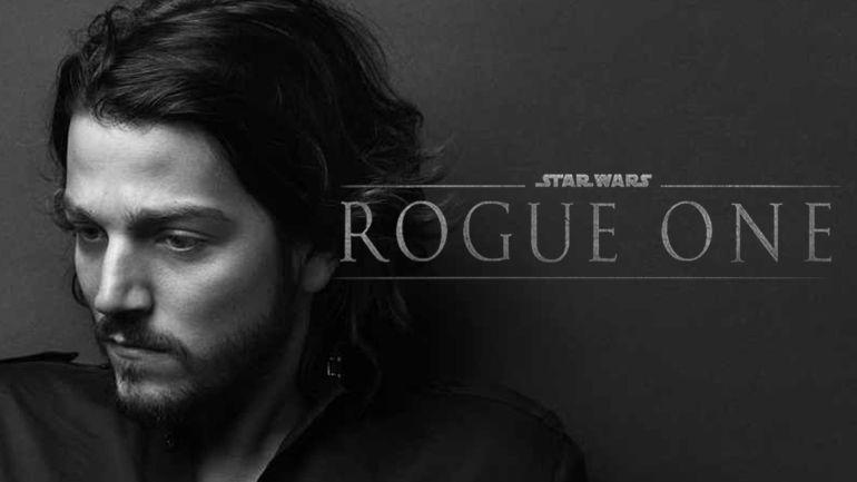 """Diego Luna comparte una emotiva historia sobre """"Rogue One"""""""