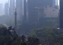 Nivel de contaminación aumenta en el Valle de México