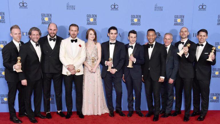 Todos los ganadores en los Globos de Oro 2017