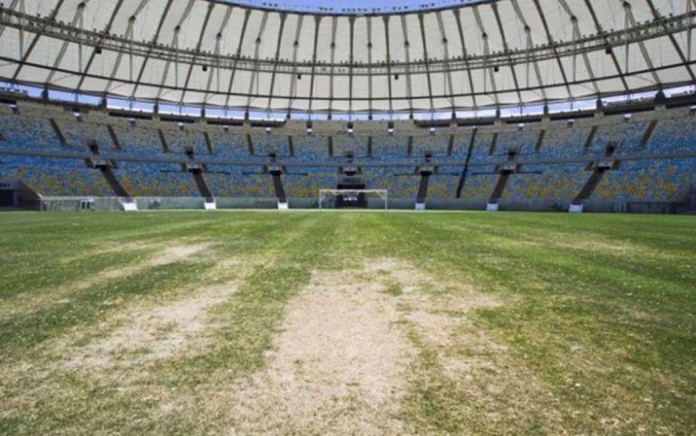 Robos en las instalaciones del Maracaná cinco meses después de Río 2016