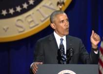 """""""Sí, lo hicimos"""": Obama en su último discurso como Presidente"""
