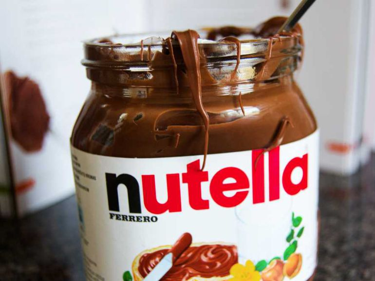 Estudio revela que la nutella podría causar cáncer