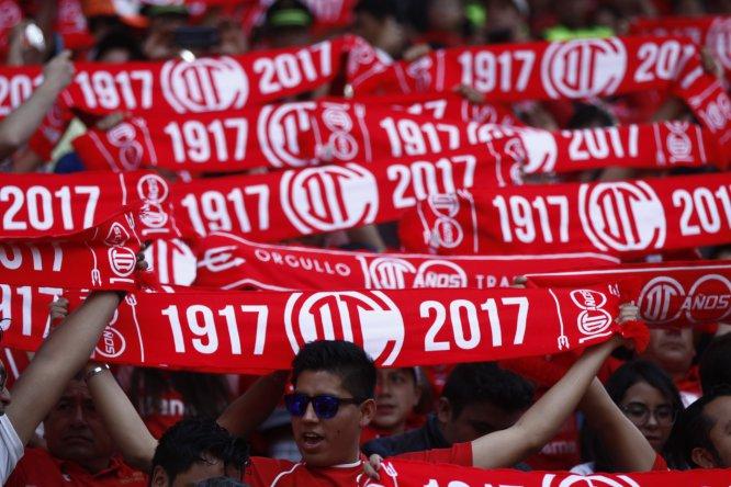 Toluca estrenó su hogar con un triunfo por marcador de 2-1 sobre el subcampeón América en actividad de la Fecha 2 del Clausura 2017