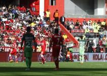 La inauguración del remodelado estadio Nemesio Díez en el Toluca-América