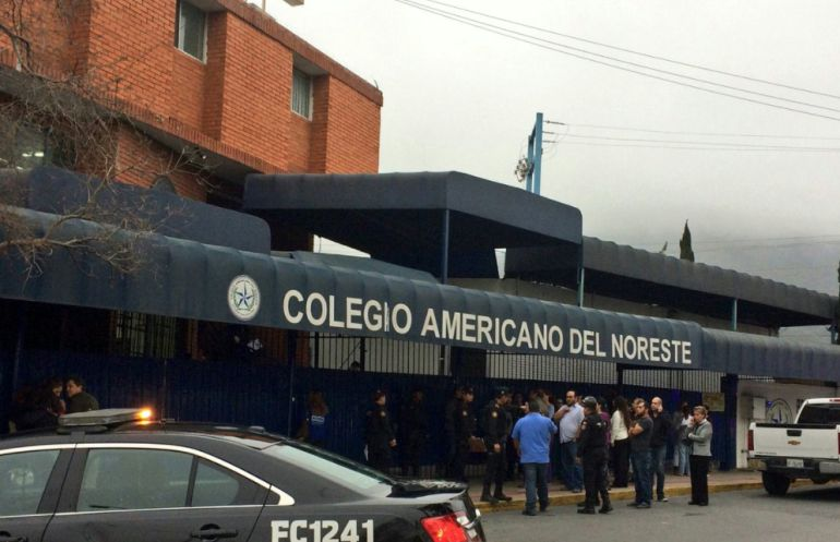 Muere menor agresor del tiroteo en colegio de Monterrey