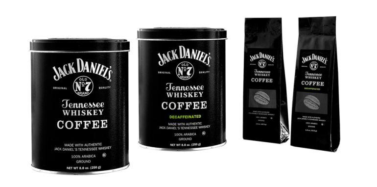 Jack Daniel's lanza café con sabor a whiskey