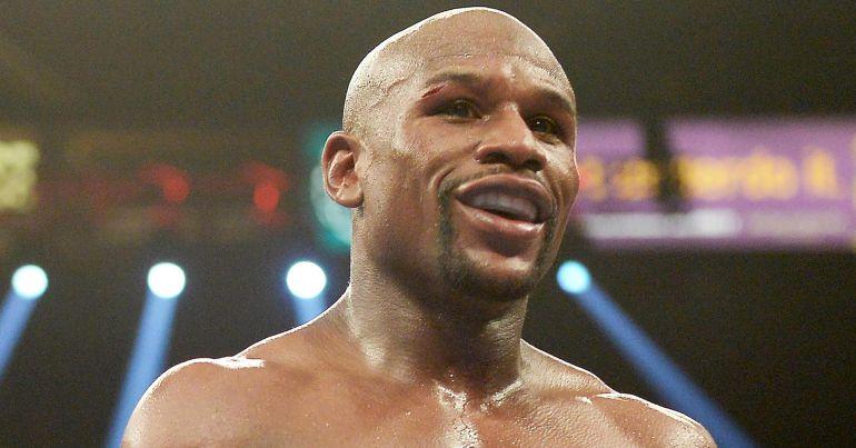 Floyd Mayweather se ríe de la oferta para pelear con Conor McGregor