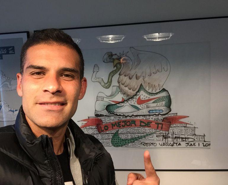 Rafa Márquez le manda un mensaje a Donald Trump