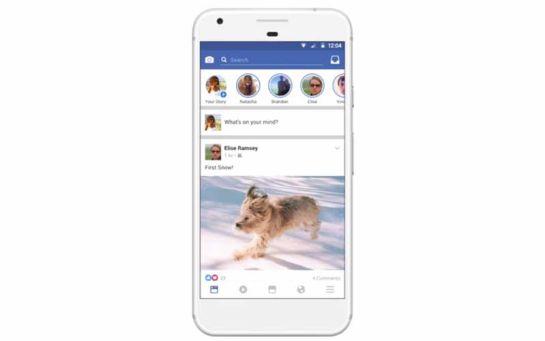 """Facebook también tendrá """"stories"""" en su plataforma"""