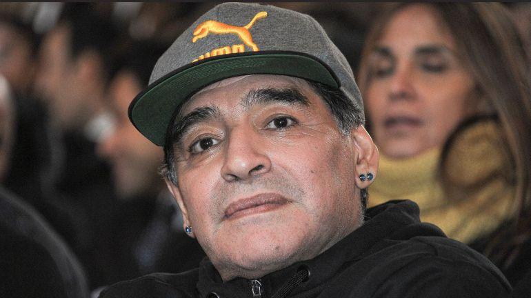 Maradona confiesa cuándo comenzó su adicción a las drogas