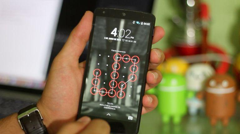 ¿Está bien protegido su celular? Descubren cómo descifrar patrón de desbloqueo