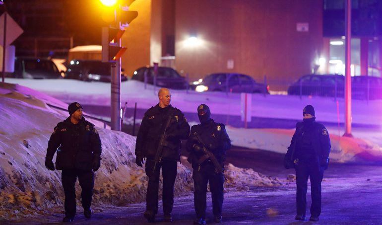 Seis muertos deja un atentado terrorista en una mezquita de Quebec