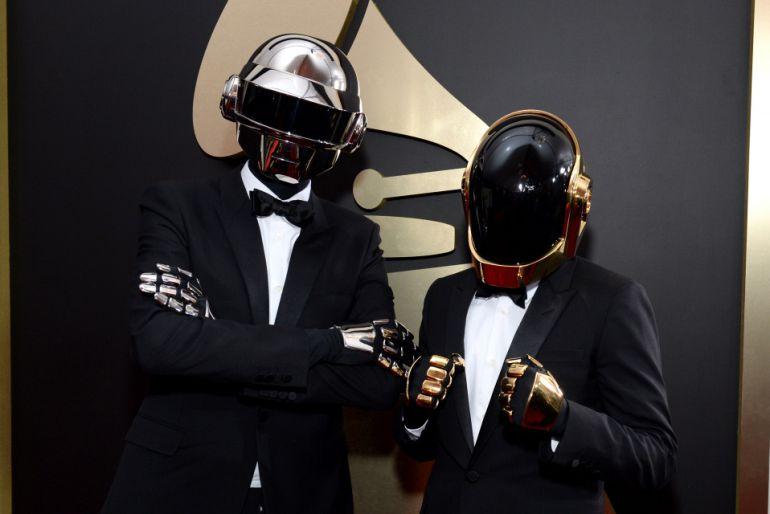 Daft Punk anuncia su regreso a los escenarios