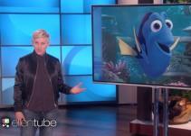 Ellen DeGeneres usa a Dory para criticar el muro de Trump