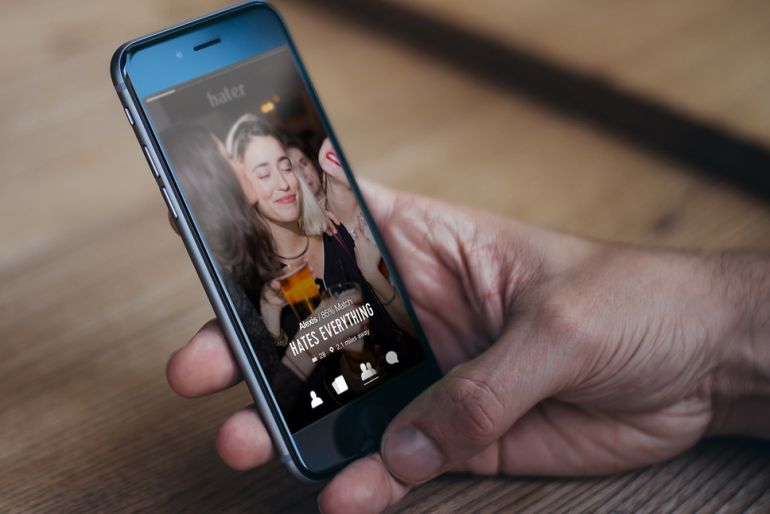 Lanzan app que te conecta con personas que odian lo mismo que tú